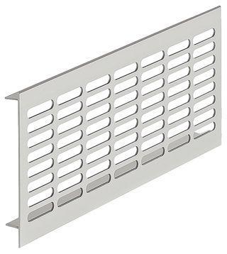 Rejilla de ventilaci n de aluminio chica h fele herrajes - Rejillas ventilacion aluminio ...