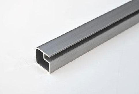 Tira de perfil de aluminio a 300 precio por metro - Perfil de aluminio precio ...