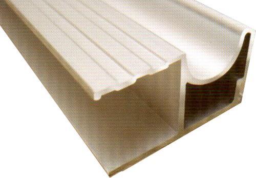 Perfil Tirador De Aluminio Para Placard Herrajes San Mart N