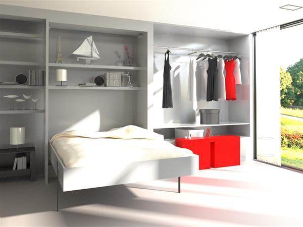 Kit de fijaciones para sistema de cama abatible vertical simple y doble herrajes san mart n - Sistema cama abatible ...