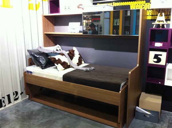 kit de fijaciones para sistema de cama abatible tavoletto. Black Bedroom Furniture Sets. Home Design Ideas